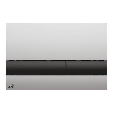 Alca Plast M1712-8 chrom mat cierna