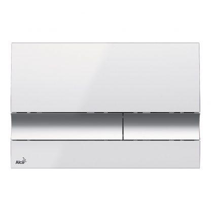 Alca Plast - M1720-1 biela / chróm lesk