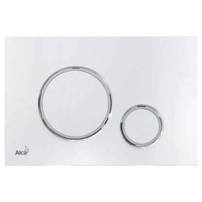 Alca Plast - M771 chróm lesk / chróm mat