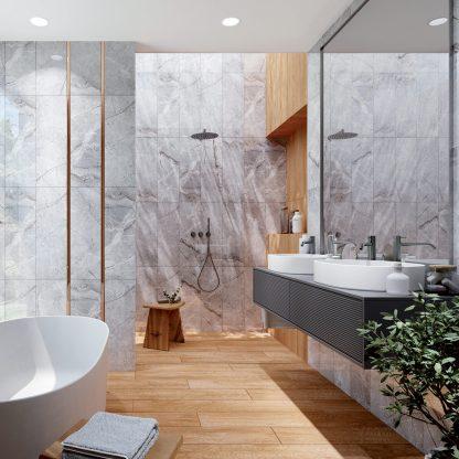 Kúpeľne Ceramica Bianca - Marble