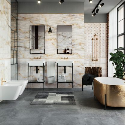Kúpeľne Ceramika Color - Cordoba