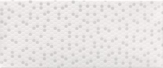 Ceramika Color - Elegancija - CRISTAL GEO WHITE