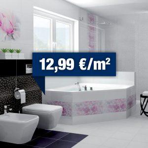 Kúpeľne Ceramika Color - Elegancija (akcia)