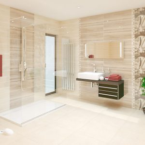 Kúpeľne Ceramika Color - Flint