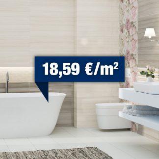 Kúpeľne Ceramika Color - Glamour (akcia)