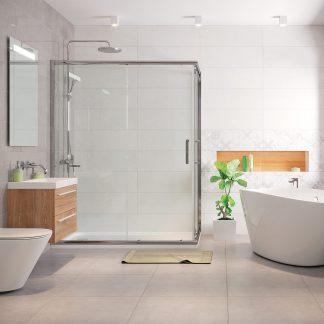 Kúpeľne Ceramika Color - Luxor Grey