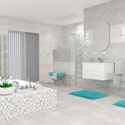 Kúpeľne Ceramika Color - Roca Grey