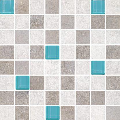 Ceramika Color - Roca Grey GREY mozaika