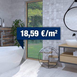 Kúpeľne Ceramika Color - Roca Grey (akcia)