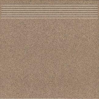 Ceramika Color - Sabbia BROWN schodovka