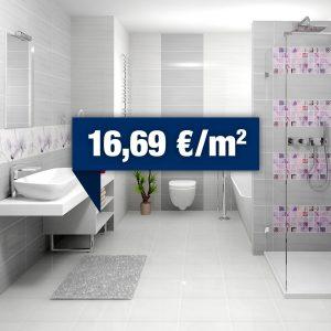 Kúpeľne Ceramika Color - Scala (akcia)