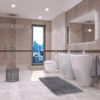 Kúpeľne Ceramika Color - Soho