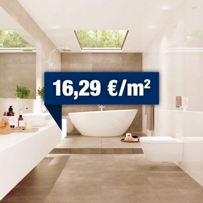 Kúpeľne a dlažba Ceramika Color - Stark (akcia)