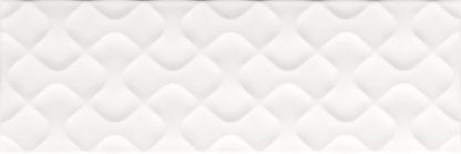Ceramika Color - Struktury - RIBBON WHITE