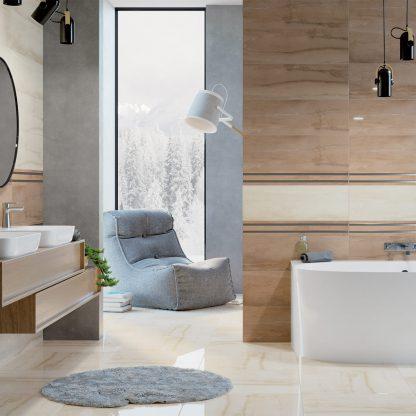 Kúpeľne Ceramika Color - Terra