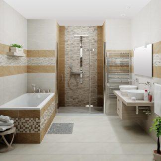 Kúpeľne Ceramika Color - Treviso