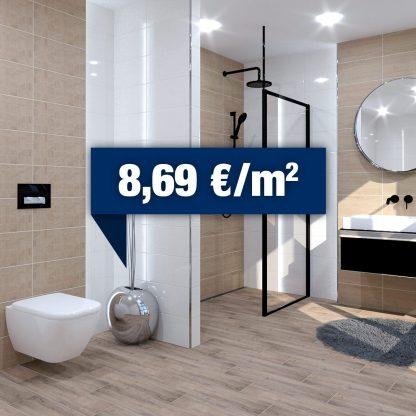 Kúpeľne Ceramika Color - Vera (akcia)