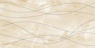 Ceramika Eva - Atlas BEIGE DEKOR