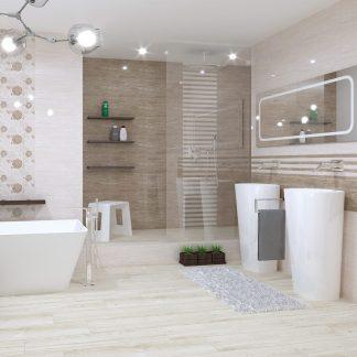 Kúpeľne Ceramika Eva - Natura