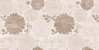 Ceramika Eva - Natura WOOD FLOWERS DEKOR