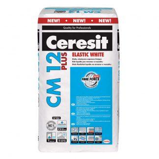 Ceresit CM12 PLUS ELASTIC WHITE