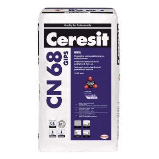 Ceresit CN68 GIPS - Sadrova samonivelizacna podlahova hmota