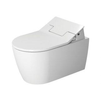 Duravit SensoWash Slim - 2528590000 zavesne WC