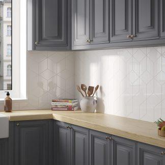Kúpeľne a kuchyne Equipe Rhombus