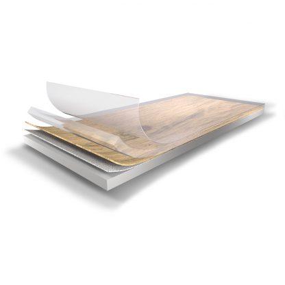 Luxusné vinylové dielce Fatra Thermofix - rez