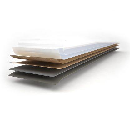 Plávajúca vinylová podlaha Fatra WELL-click - rez