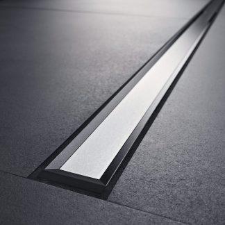 Geberit CleanLine20 - tmavy kov bruseny kov 90 cm