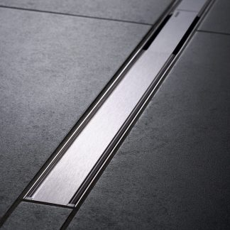 Geberit CleanLine60 lesteny kov bruseny kov 90 cm