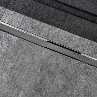 Geberit CleanLine80 - lestena uslachtila ocel