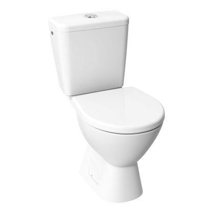 Jika Lyra plus RIMLESS - WC kombi