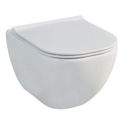 Jika Mio - WC zavesne