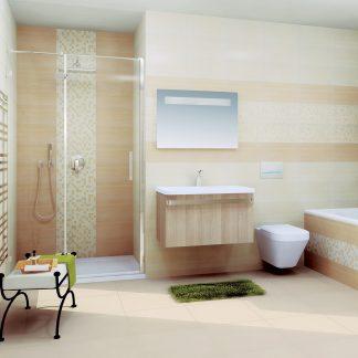 Kúpeľne KS Line - Akropolis