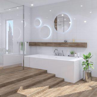 Kúpeľne KS Line - Biely Program
