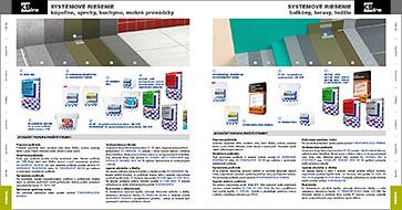 KS Line - systémové riešenie - stavebná chémia