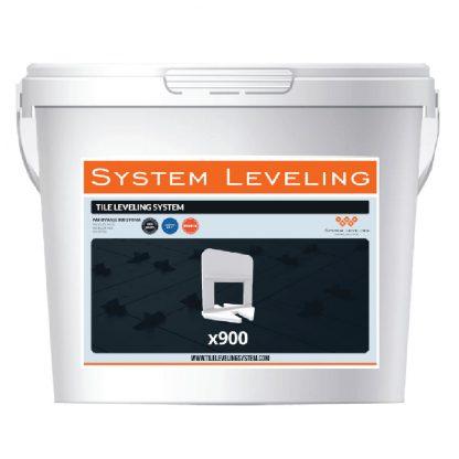 KS Line - vyrovnavaci system Leveling spony 900