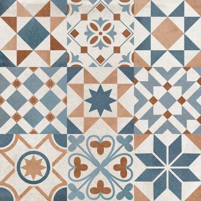 Keramika Kanjiža - Maiolica VINTAGE dlažba