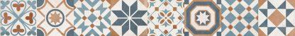 Keramika Kanjiža - Maiolica VINTAGE listela