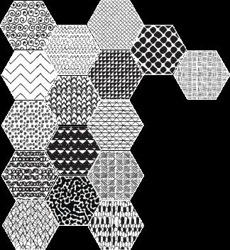 Keramika Modus - Element HEX PENCIL