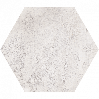 Keramika Modus - Pietra Hex WHITE