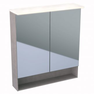 Kolo Acanto - zrkadlová skrinka