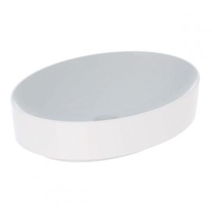 Kolo Variform - umyvadlo ovalne na dosku 55 cm
