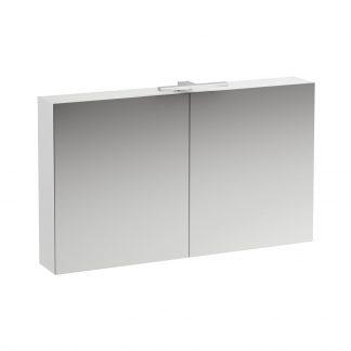 Laufen - zrkadlova skrinka 120 cm