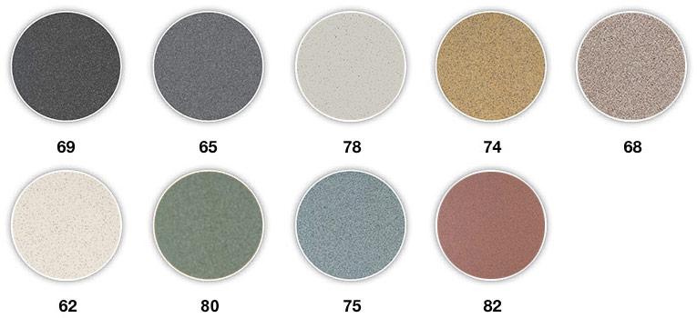 Made by Rako - Taurus Granit - ďalšie farby dlažby