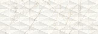 Marazzi Allmarble Wall - M71S GOLDEN WHITE STR PAVE LUX 3D