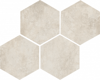 Marazzi Clays - Hexagon MM5N COTTON