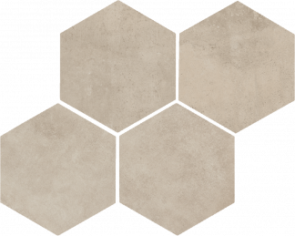 Marazzi Clays - Hexagon MM5S SHELL
